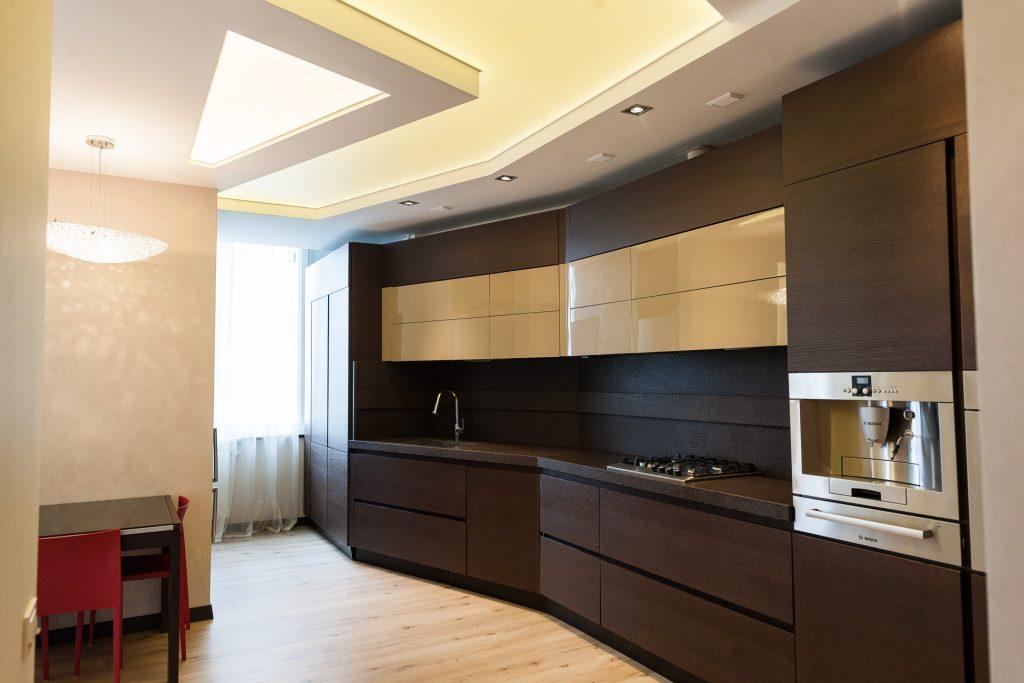 Інтер'єр приватної квартири від команди КВ-Дизайн