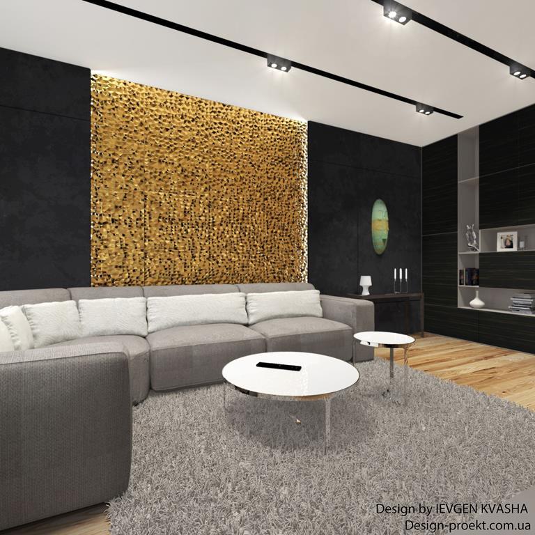 Design By IEVGEN KVASHA