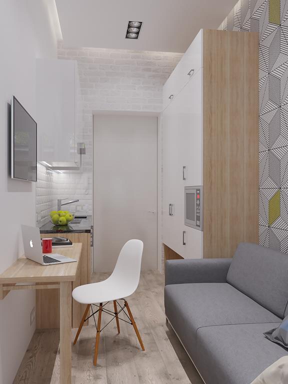 Квартира 15 м кв