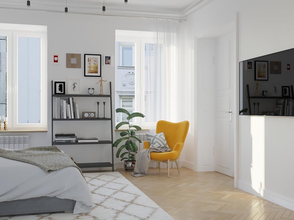 Квартира в скандинавському стилі для гостей міста Лева