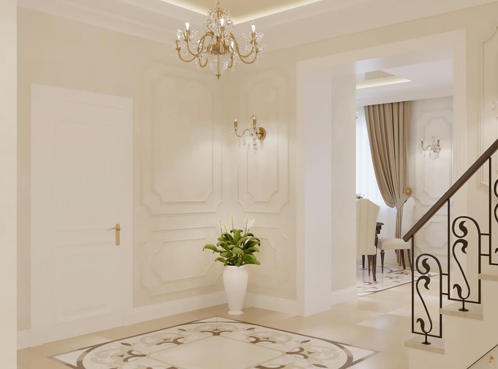 Дизайн інтер'єру будинку м.Червоноград