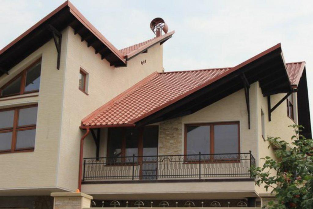 Дизайн фасаду будинку м.Львів
