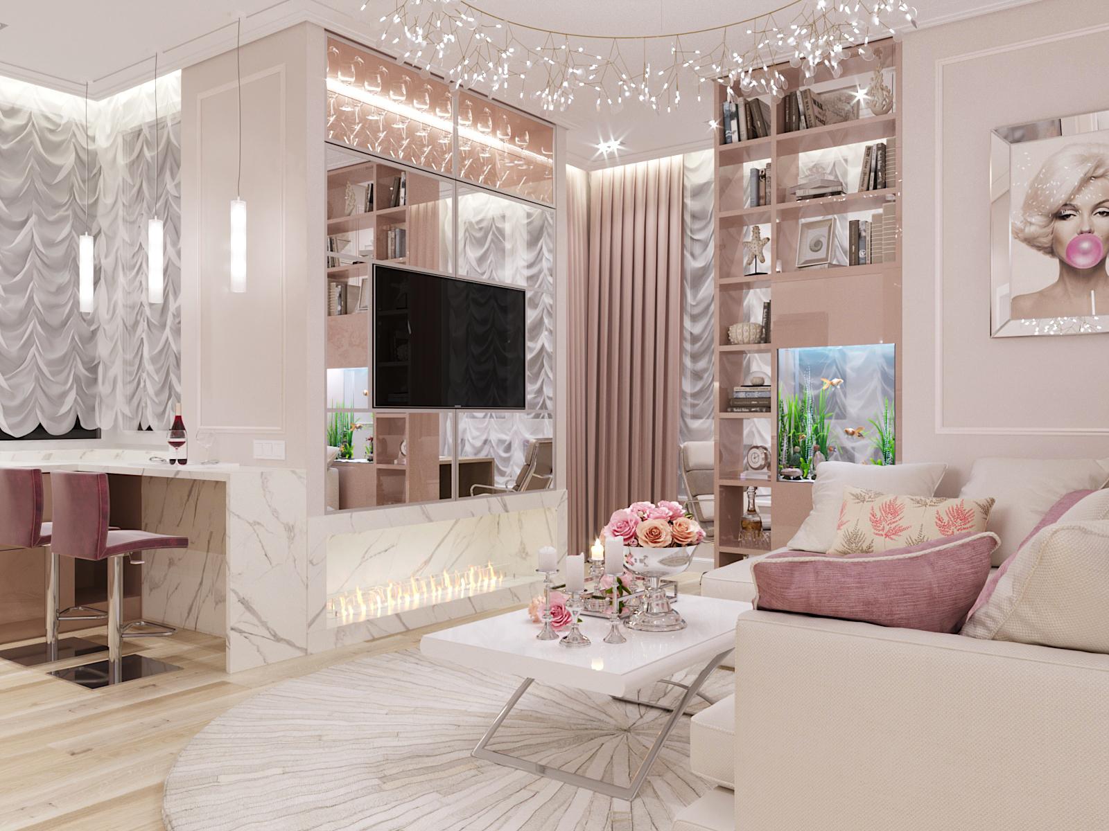 Дизайн квартири Львів