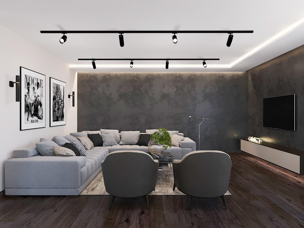 Дизайн будинку Брюховичі