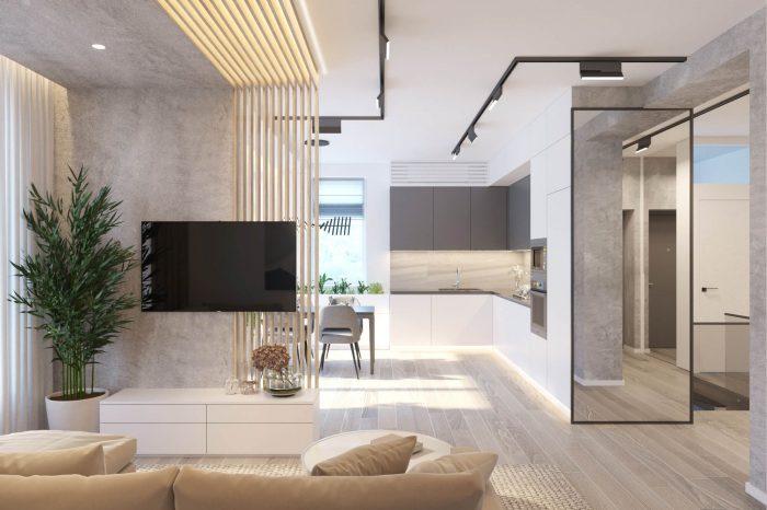 Дизайн квартири м Київ
